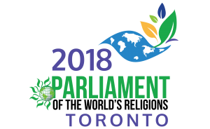 2018 Parliament of the World's Religions. Toronto. November 01-07